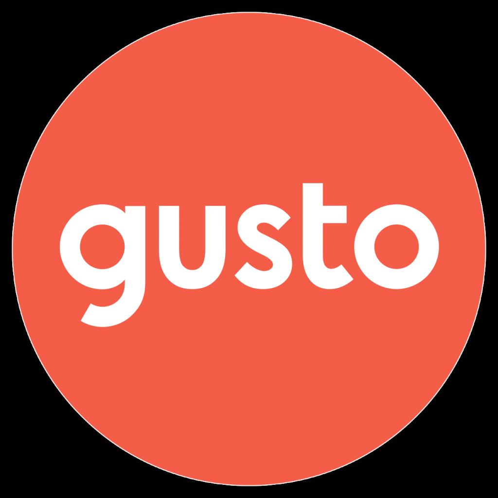 Gusto logo - airCFO Startup Toolkit